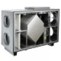 HRS H 2200 ER EKO hővisszanyerő légkezelő, oldalsó csonkozással, jobbos, 2200 m3/h légszáll.