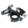 """Easyclamp kétrészes gyorskötésű gumibetétes csőbilincs  15 mm (1/4"""")"""