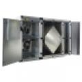 HRS H 5500 ER EKO hővisszanyerő légkezelő, oldalsó csonkozással, jobbos, 5500 m3/h légszáll.