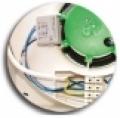 Időkapcsoló (2 és 20 perc között állítható) kisventilátorokhoz A2V2 TV