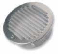BLR-0-R 100 alumínium esővédő rács - NA100 mm