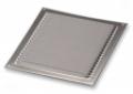 BLR-0 alumínium esővédő rács - 340 x 340 mm