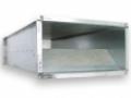 BTH  300x150 jelű négyszögletű hangcsillapító  (300 mm x 150 mm)