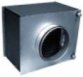 CWK 125 hidegvizes hűtőkalorifer kör keresztmetszetű légcsatornához