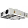 HRS CE   400  0,9 EKO hővisszanyerő légkezelő, vízszintes csonkozású,  400 m3/h kapacitással