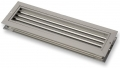 DRR alumínium ajtó szellőző rács - 400x100 mm