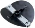 DR 200 légmennyiség szabályozó zsalu - NA 200 mm