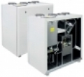 HRS-R V 400 ER EKO forgódobos hővisszanyerő, függőleges, jobbos csatlakozással,  400 m3/h