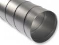 Horganyzott acél spiko cső NA 160 mm L=1 m
