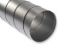 Horganyzott acél spiko cső NA 125 mm L=3 m
