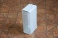 Műanyag lapos légcsatorna csőkapcsoló elem (anya) 55 x 110 mm-es légcsatornákhoz