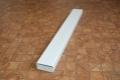 Műanyag lapos légcsatorna 55 x 110 mm 1,5 méter / szál
