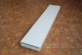 Műanyag lapos légcsatorna 60 x 204 mm  1,5 méter / szál