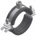 Omnia nagyterhelésű gumis csőbilincs 108 - 112 mm