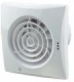 SAF 100 Q TH axiális háztartási ventilátor időkapcsolóval és páratartalom érzékelővel