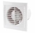 SAF 100 S TH axiális háztartási ventilátor időkapcsolóval és páratartalom érzékelővel