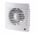 SAF 125 SIL TH axiális háztartási ventilátor időkapcsolóval és páratartalom érzékelővel