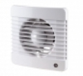 SAF 150 SIL TH axiális háztartási ventilátor időkapcsolóval és páratartalom érzékelővel