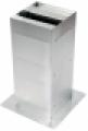 SLC 75 hangcsillapító lábazati elem RFV vagy RFH típusú tetőventilátorhoz