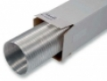 Semiflexibilis cső NA152 mm L=3 m