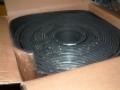 Szintetikus kaucsuk alukasírozott lap  6 mm