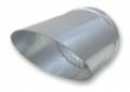 Madárhálós csővég  ISO ( kivezető elem ) NA   80