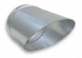 Madárhálós csővég UT ( kivezető elem ) NA  80 mm