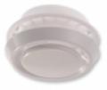 Műanyag elszívó/befúvó légszelep ellenkerettel DVK NA 100 mm