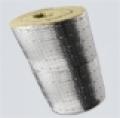 Kőzetgyapot (bazaltgyapot) alukasírozott hőálló dróthálós paplan 100 mm / 1,0 m x 4,0 m (4,0 m2)
