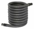 Flexibilis porszívócső (szürke) - DN34 / L=7,50 m