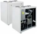 HRS-R V 400 EL EKO forgódobos hővisszanyerő, függőleges, balos csatlakozással,  400 m3/h