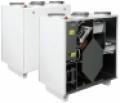 HRS  V  700 EL EKO hővisszanyerő légkezelő függőleges, balos csatlakozással,  700 m3/h