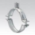 """Müpro SRS gumibetét nélküli, horganyzott, közepes teherbírású csőbilincs   14-18 mm (⅜"""")"""