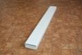Műanyag lapos légcsatorna 60 x 120 mm 1,0 méter / szál