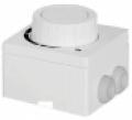 MTS 010 Kézi vezérlésű fordulatszám kapcsoló ETAMASTER ventilátorhoz