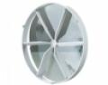 OK 100 típusú visszacsapó szelep (visszacsapó csappantyú) SAF 100 ventilátorokhoz