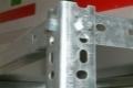 Dexion rendszerű fém polcok